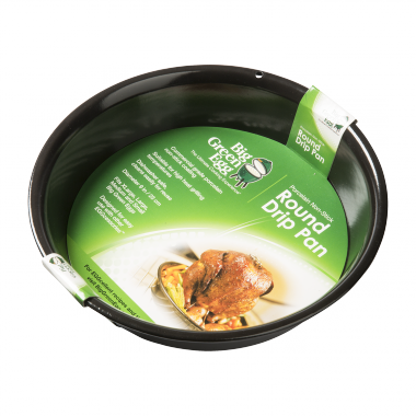 Big Green Egg Backschale rund (27cm)
