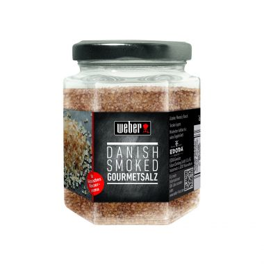 Weber Danish Smoked Salt 160g