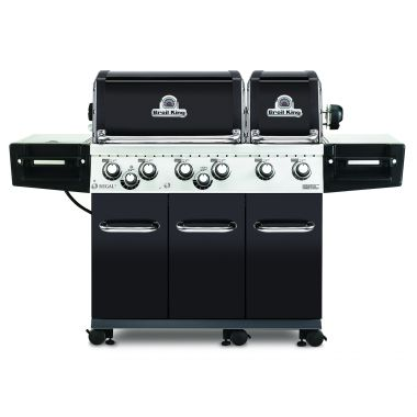 Broil King Regal XL Gasgrill, schwarz