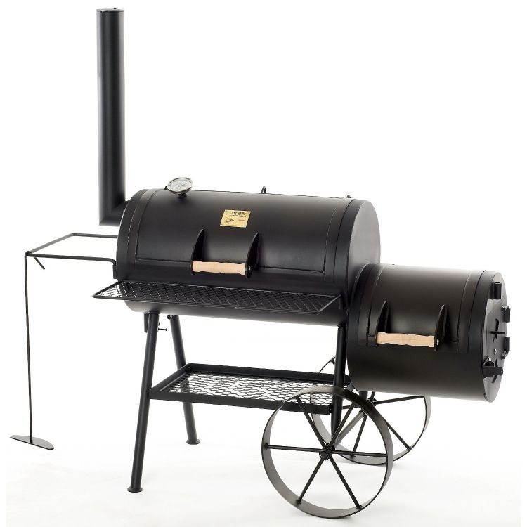 "JOE's BBQ SMOKER - DAS ORIGINAL 16"" Tradition"