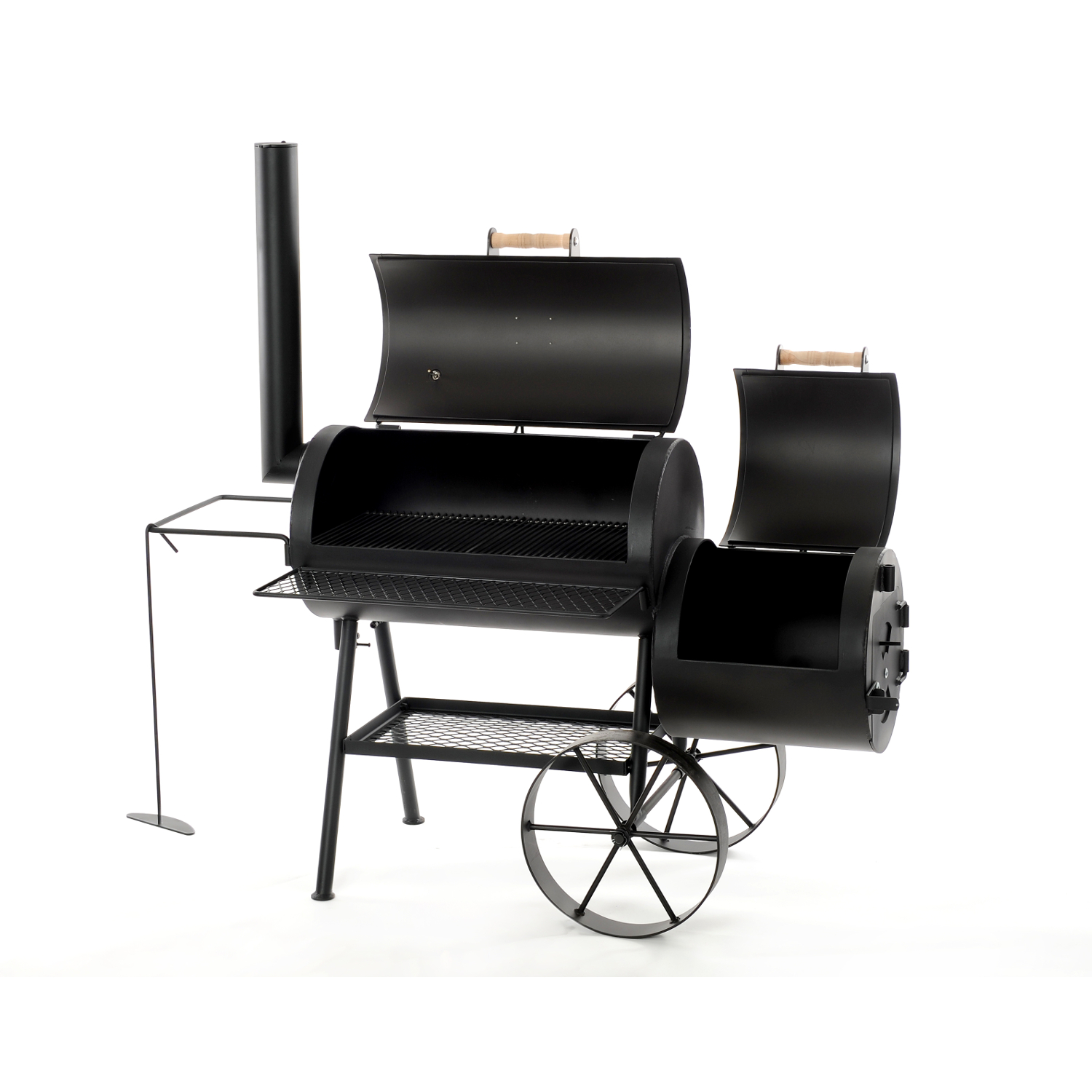 joe 39 s bbq smoker das original 16 tradition online kaufen grilljack ch. Black Bedroom Furniture Sets. Home Design Ideas